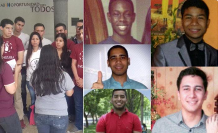 Cinco jóvenes de Voluntad Popular detenidos por el Sebin en Ciudad Guayana