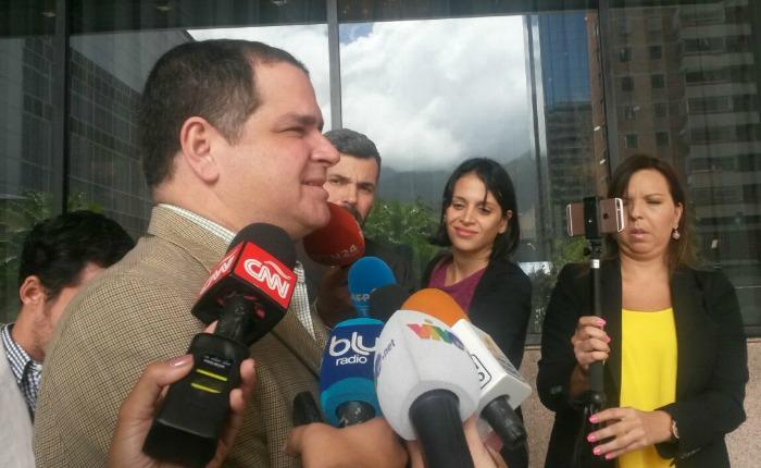 """El cronograma del revocatorio es """"esencial"""" para poder iniciar el diálogo"""