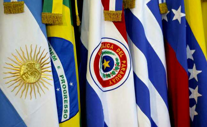 """Paraguay pide a Venezuela """"gestos"""" democráticos para presidir Mercosur"""