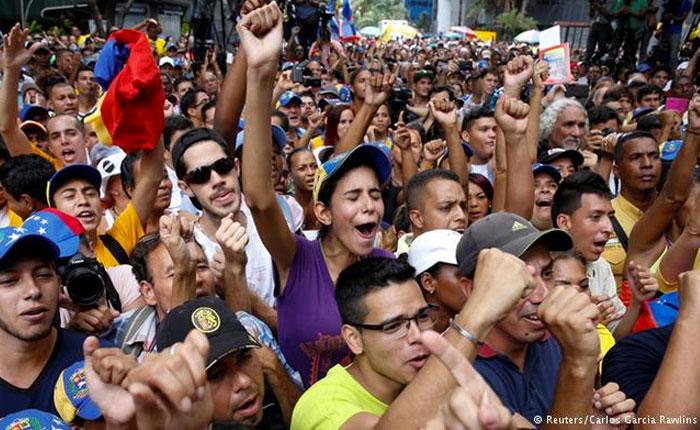 OVCS: 3.507 protestas y 273 saqueos se registraron en el primer semestre de 2016