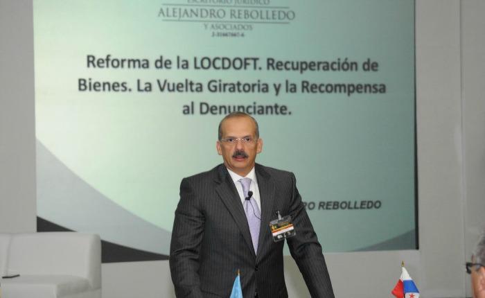 Alejandro Rebolledo Si No Recuperamos Los Bienes