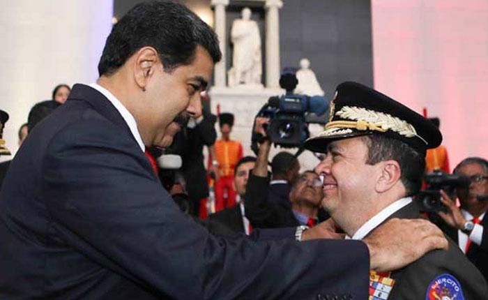 Maduro asciende a Marco Torres y pide lealtad a la FANB