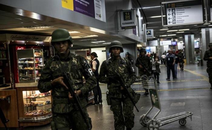 Detenidos 10 sospechosos de terrorismo en Brasil a semanas de los Juegos Olímpicos