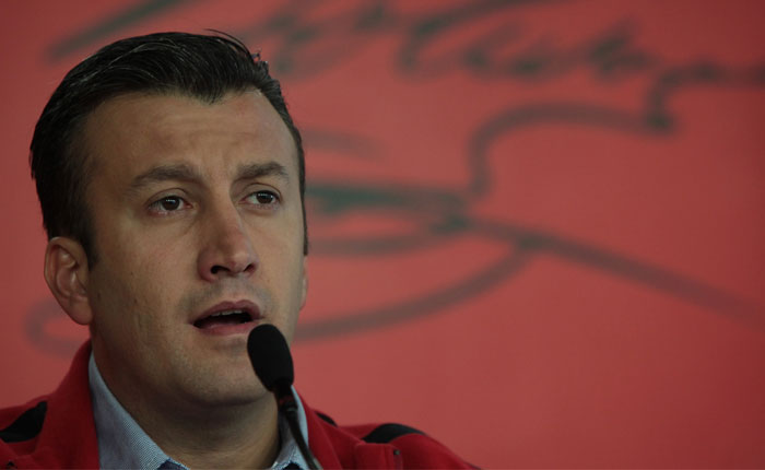 Tareck El Aissami calificó como terrorista a Voluntad Popular