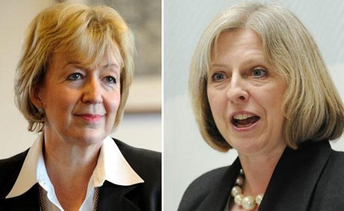 Reino Unido tendrá una primera ministra: Theresa May o Andrea Leadsom