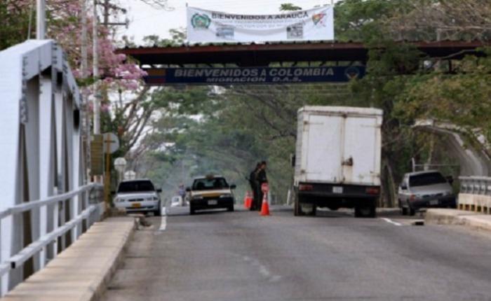 Frontera en Apure también fue reabierta temporalmente