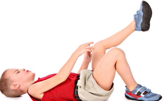La artritis también puede afectar a los niños y adolescentes