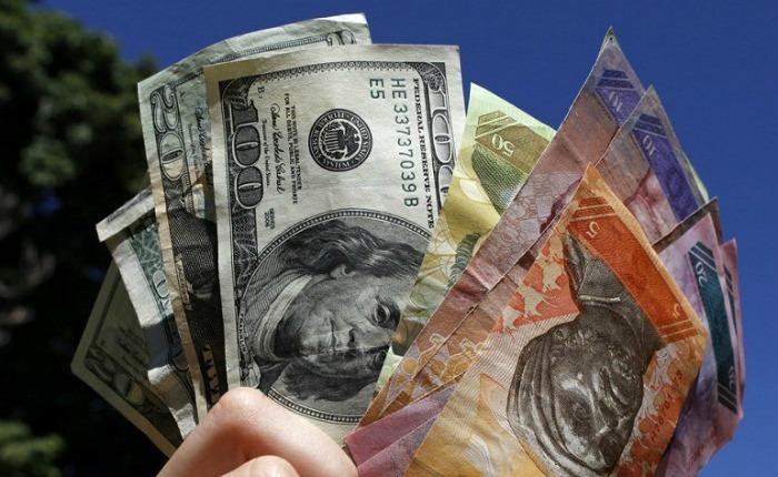 Tasa Simadi alcanzó este jueves los 700 bolívares por dólar
