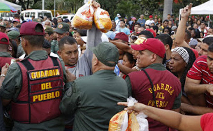 Cárcel, socialismo y hambre por Carlos Nieto Palma