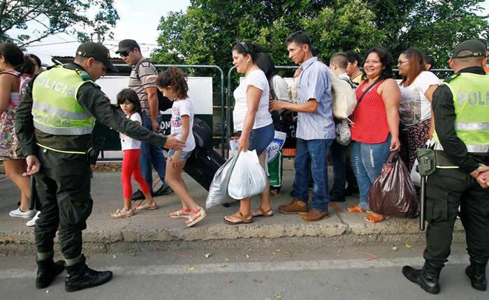 Migrar de oficio: el otro drama de los venezolanos en Colombia