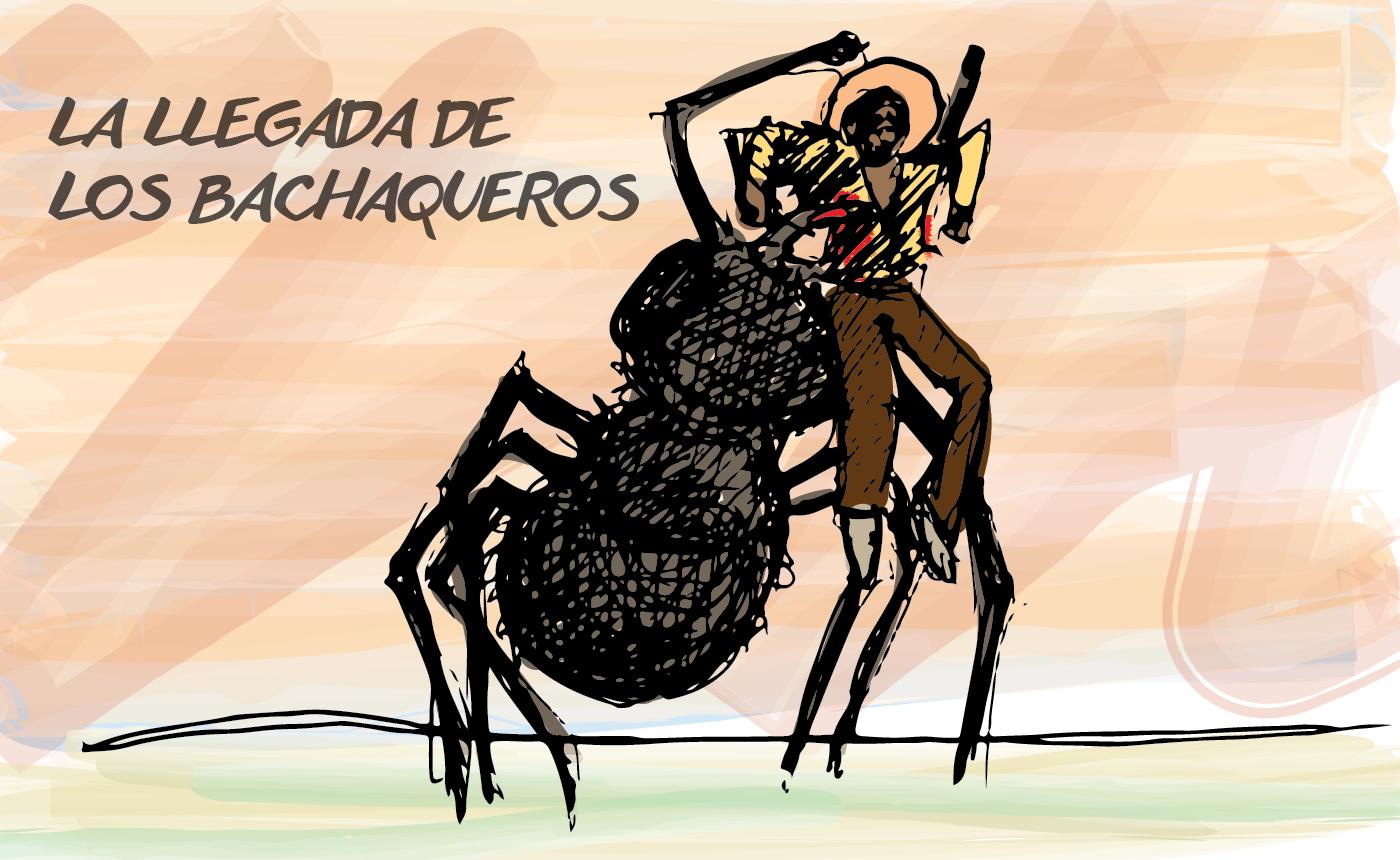 Bachaqueros