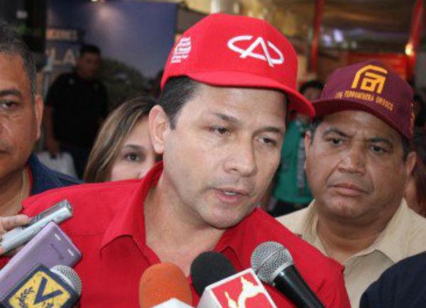 Maduro design nuevo ministro de industria y comercio for Nuevo ministro de interior y justicia