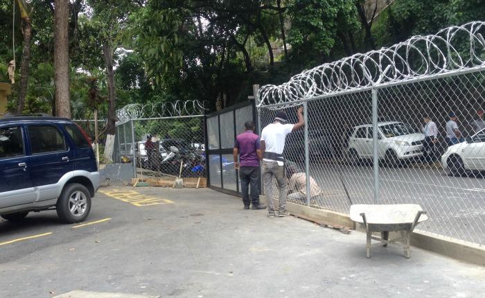 Cerco morgue de Bello Monte