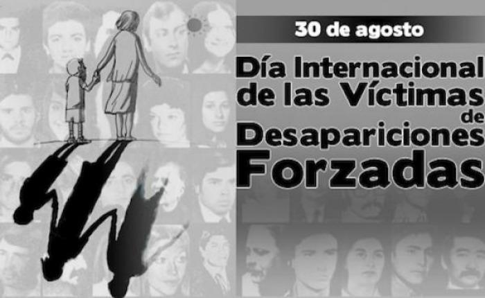 Cofavic: A propósito del Día Internacional de las Víctimas de la Desaparición Forzada