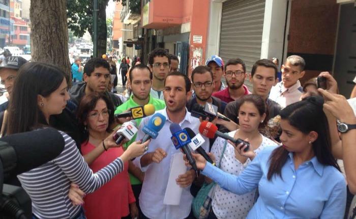 Hasler Iglesias acudió a la Fiscalía para denunciar amenazas de colectivos