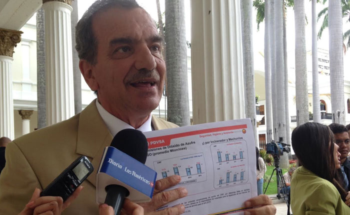 Diputado Luis Stefanelli: Corrupción en PDVSA llega a niveles de saqueo