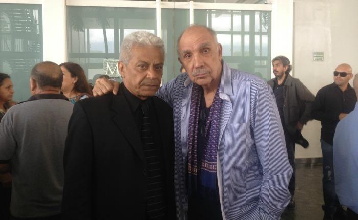 Miguel Ángel Landa y Marcos Moreno