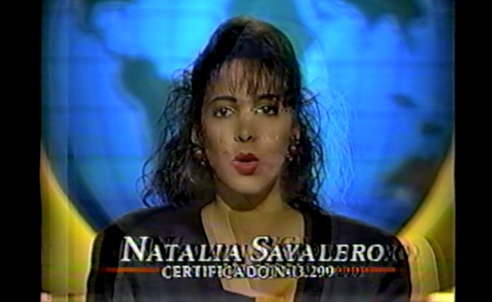 Falleció la periodista Natalia Sayalero