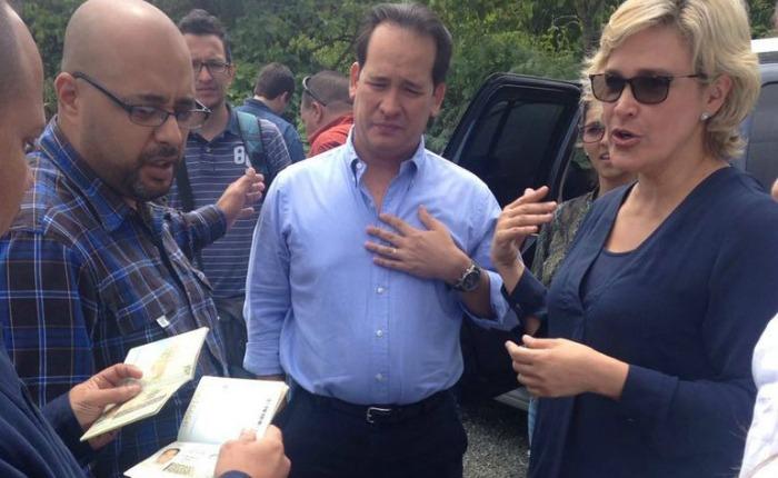 Ecuador pide a Venezuela explicaciones sobre expulsión de precandidata presidencial y legisladores
