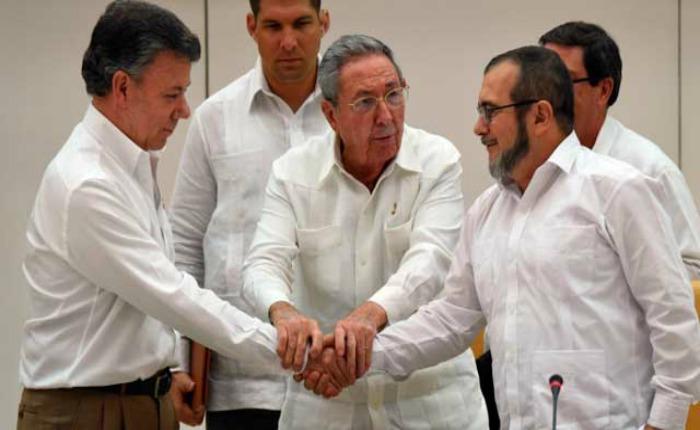 Acnur celebra acuerdo de paz definitivo en Colombia