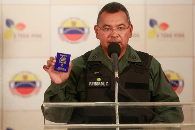 Ministro Reverol confirma orden de detención para Lester Toledo e insiste en que hay armas en la Ucab
