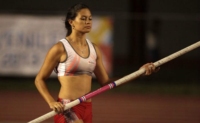 La garrochista venezolana Robeilys Peinado se retira de Río por lesión