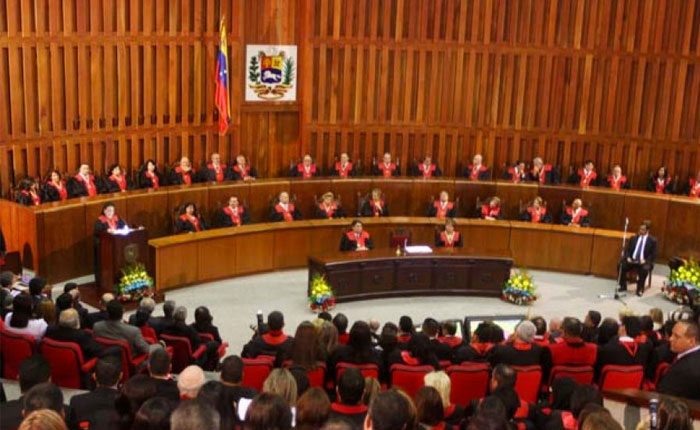 Observatorio venezolano de la justicia: jueces del país han sido nombrados a dedo y a espaldas de la Constitución