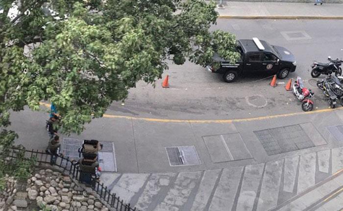 Sebin detuvo a Carlos Melo en Centro Plaza