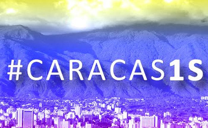 [Minuto a minuto] Así se desarrolló la Toma de Caracas #1S