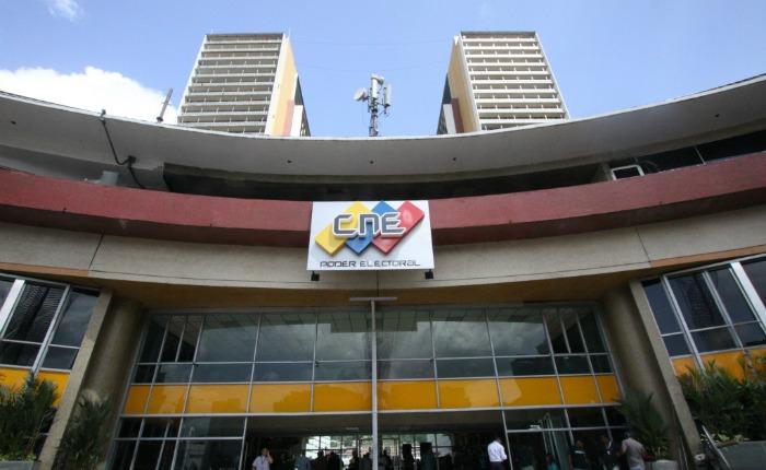 CNE aprobó recolección del 20% en tres días