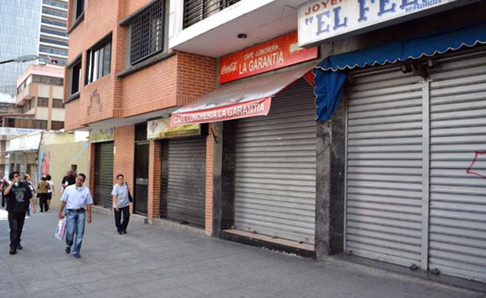 Llegó 2018, pero Caracas aún no despierta del letargo
