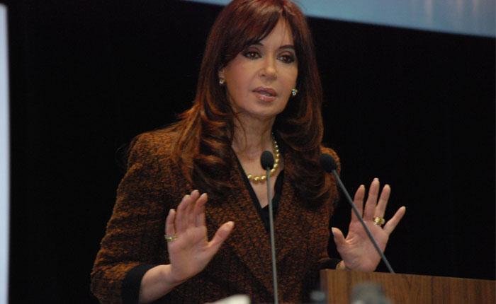 Senado argentino autoriza al juez a registrar las casas de Cristina Fernández