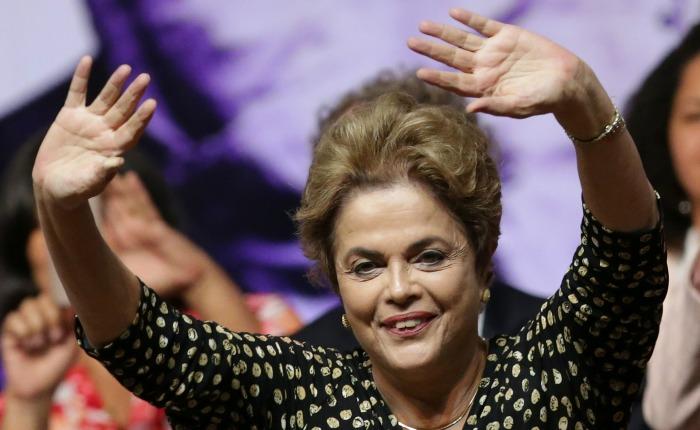 Hoy arranca el juicio político a Dilma Rousseff
