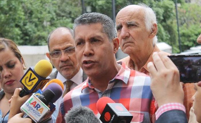 """Henri Falcón dice que la ONU """"tiene obligación"""" de asistir a Venezuela con comicios"""