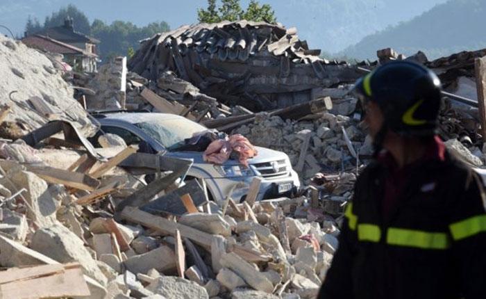 Autoridades italianas informarán cifra oficial de víctimas tras terremoto