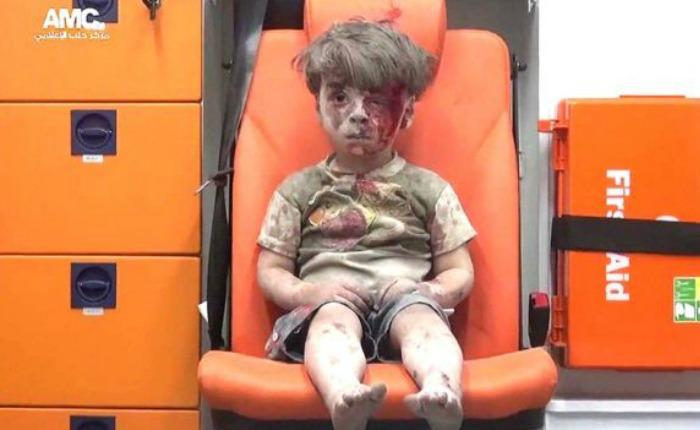 Siria, las imágenes del terror, por Luis DE LION