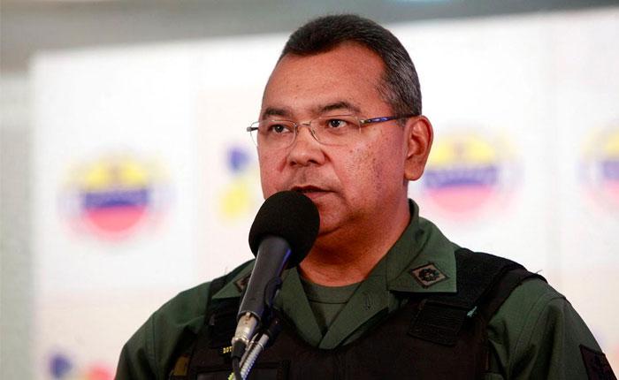 1.704 efectivos abatieron dos ciudadanos durante OLP en Cota 905