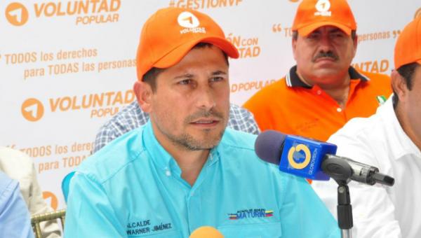 Emiten orden de captura contra el alcalde de Maturín, Warner Jiménez