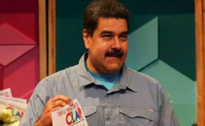 La dieta de Maduro, por César Miguel Rondón