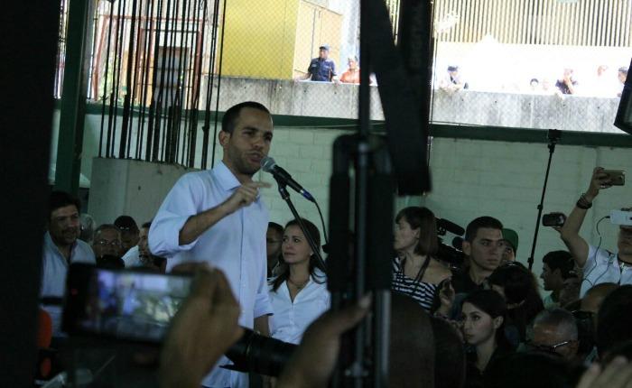"""Hasler Iglesias: """"Mi detención solo demuestra miedo, exceso y abuso de poder"""""""