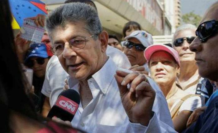Líderes de oposición condenan norma de legitimación de partidos propuesta por el CNE
