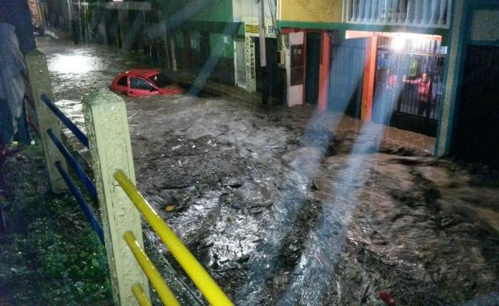 Lluvias en Mérida dejan una persona fallecida y daños en viviendas