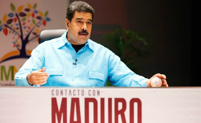 Maduro negó que venezolanos estén huyendo al exterior