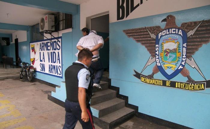 El homicidio es el delito más común en el estado Táchira