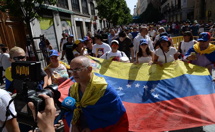 FOTOS La marcha es madrileña