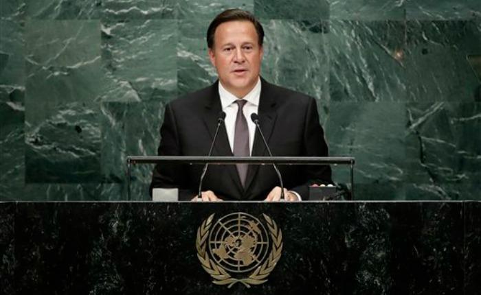 Juan Carlos Varela: Caracas está a favor de solicitar mediación del Vaticano