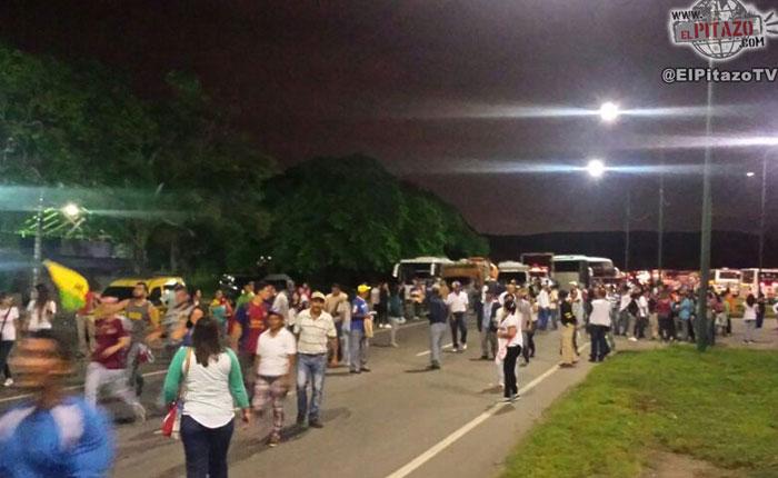 Opositores que no pudieron salir a Caracas se concentrarán en plaza Macario Yépez de Barquisimeto