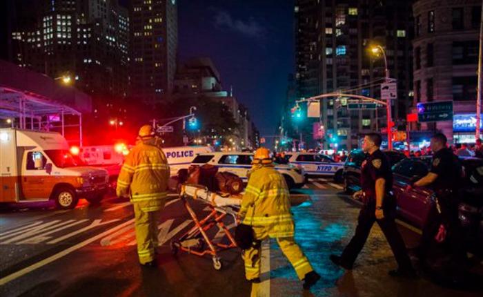 EE UU: Investigan explosión en Nueva York que dejó 29 heridos