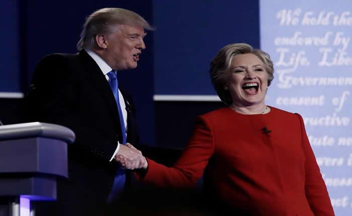 Clinton o Trump, una moneda con dos caras similares para Venezuela