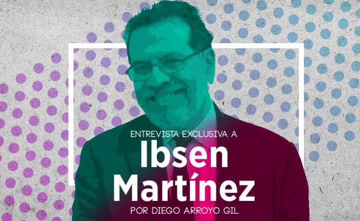"""Ibsen Martínez: """"Venezuela es un botín, y quien se acerca a él atrae sobre sí todas las maldiciones del petroestado"""""""